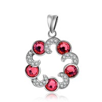 Fashion Accessories Sterling Silver Cubic Zirconia