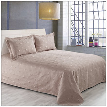 Ribbon embroidery bedspread bouti/tencel bed sheets