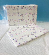 Free Samples Inconvenient bed disposable pad medical nursing under pads