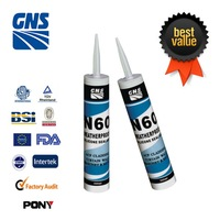 high-temp acrtic PU silicone sealant