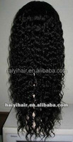 chaep human hair curly wig