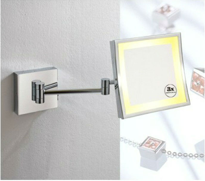 make up mirrors wall mounted mirrors with led metal table mirrors