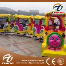Factory Price Kids Amusement Park Track Train Miniature Trains For Sale