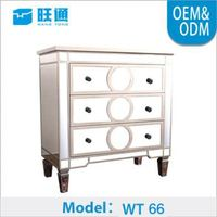 High quality China Manufacturers Factory OEM kitchen wall cabinet with glass doors