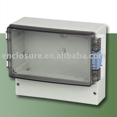 Plastic waterproof case/Wall-mounted enclosure