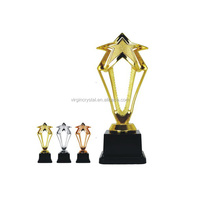 Economy Plastic Star Awards Trophy Souvenirs