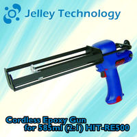 585ml HIT-RE500 Cordless Epoxy Gun