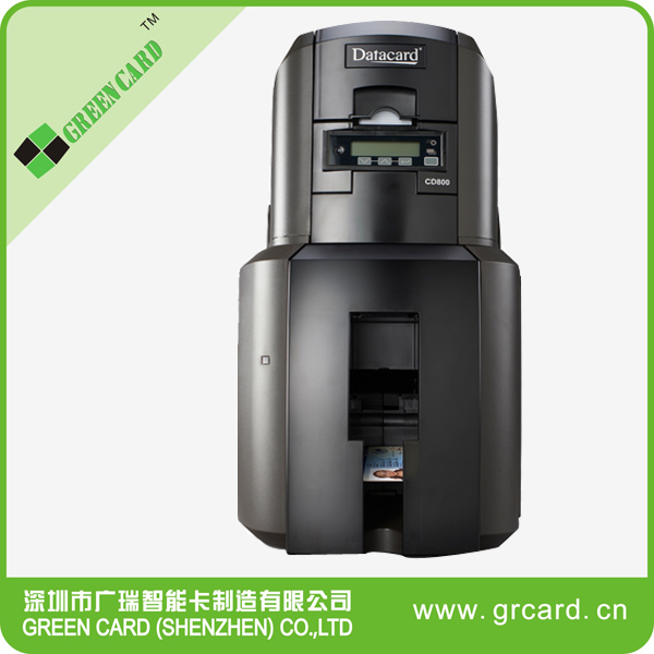 China Daracard ID Card Printer Drivers and Support-CD 800 Card Printer