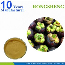 High Quality Powdered pure natural Mangosteen Peel Extract