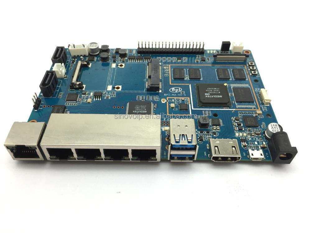 Best Banana pi R2 router with open source
