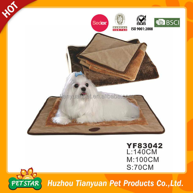 pet products dog heated bed China supplier