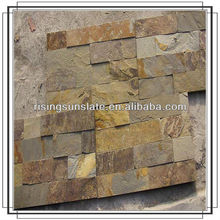 Natural slate cladding stone stacked culture slate