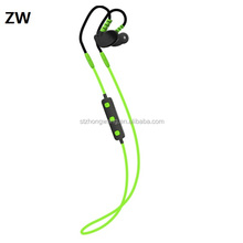 Free sample headphone wireless bluetooth earphone with mic and remote