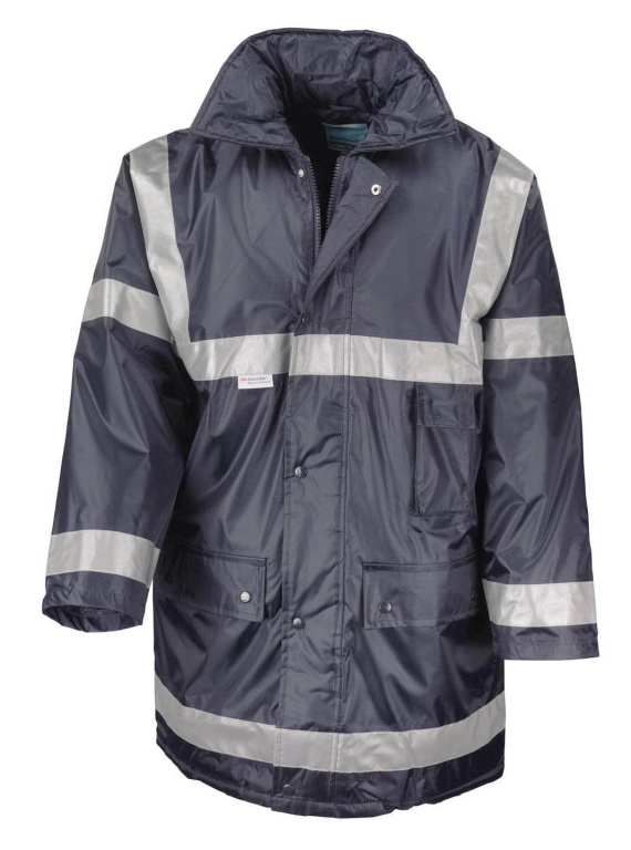 Road safety factory price winter fashion jacket