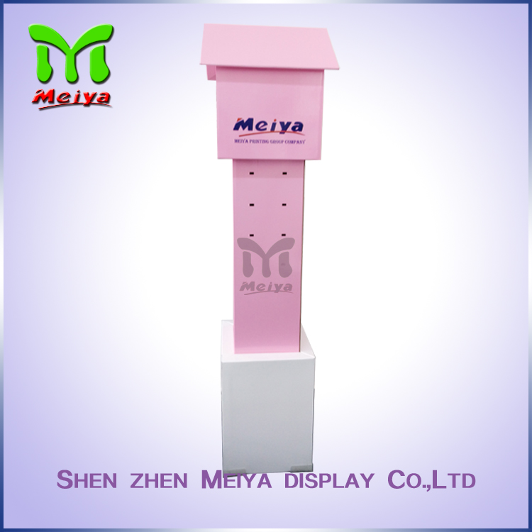 factory printing printed custom retail cosmetic store display on business shopping