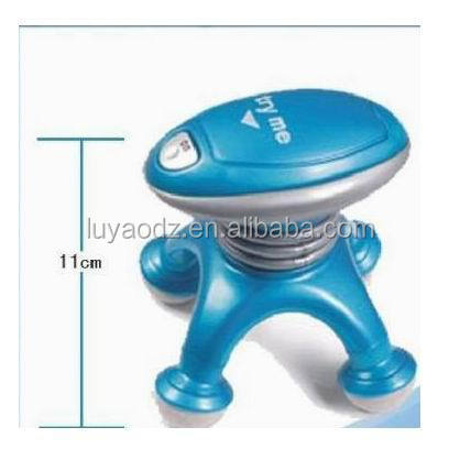 mini massager plastic hand massager LY-617A