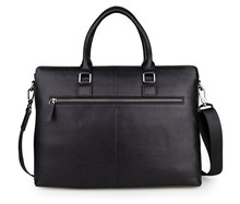 7274A High Quality Leather Messenger Crossbody Laptop Briefcase Bags