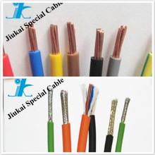 PVC insulated flame-retardant elastomer sheathed flexible cable