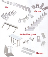 Z mounting brackets Z Stone Cladding Fixing Angle Marble Bracket