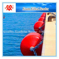 Made In China Used For Protection Boat And Dock Collision EVA Fender, Polyurethane Fender, Foam Filled Dock Fender