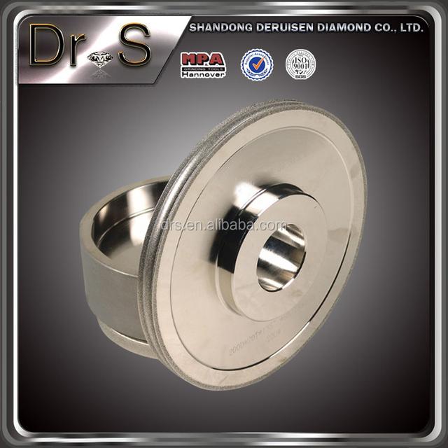 Electroplated Diamond Profile Wheel Grinding Wheel Polishing Wheel