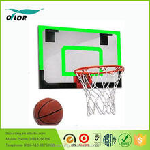 Good price best quality mini wall mounting PVC basketball backboard system