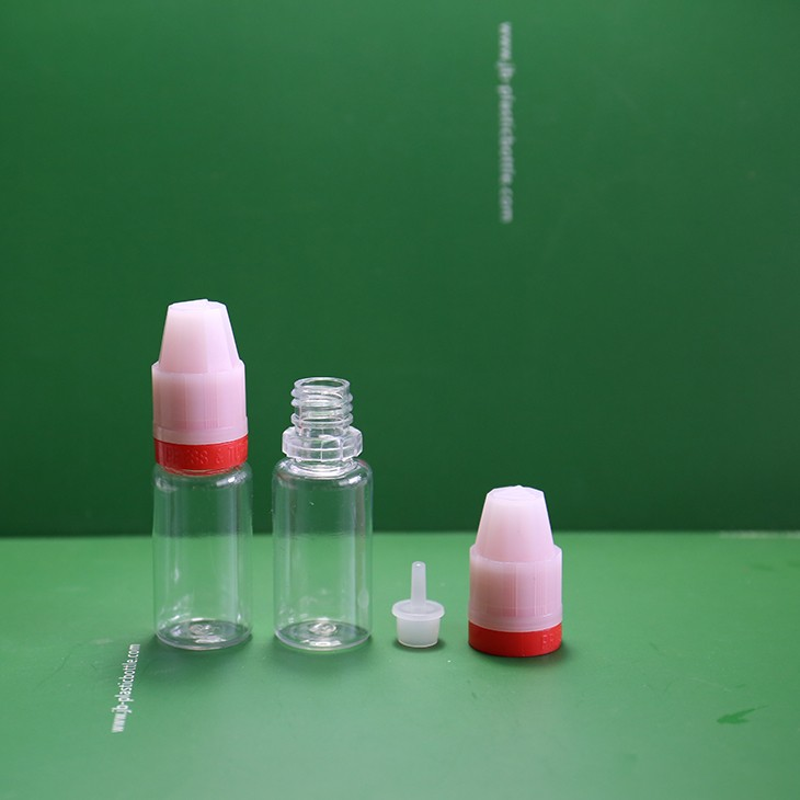 hot wholesale 30ml plastic bottle empty pet bottle pet dropper bottle with long thin tip