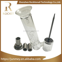 Eiagratte electronic vapor Rockit 510 thread attachment with ceramic nail / titanium nail / quartz nail