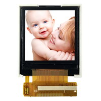 1.44 inch 128(R.G.B)*128 without touch panel TFT LCD modules