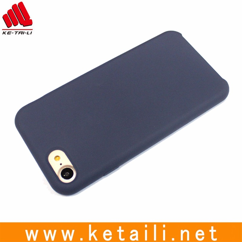 Cheap silicone pc phone case for iphone 7 welcome customise