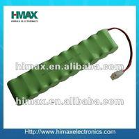 12V 5AH rechargeble nimh battery pack