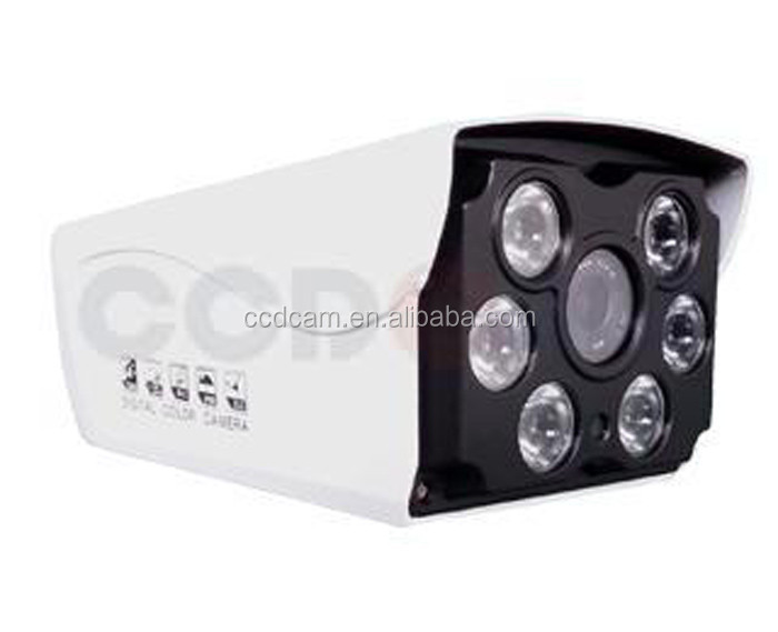 HOT SALE SONY / CMOS 700tvl/1000tvl/960P 1.3MP CCTV Camera Surveillance 6 Array IR Outdoor Camera