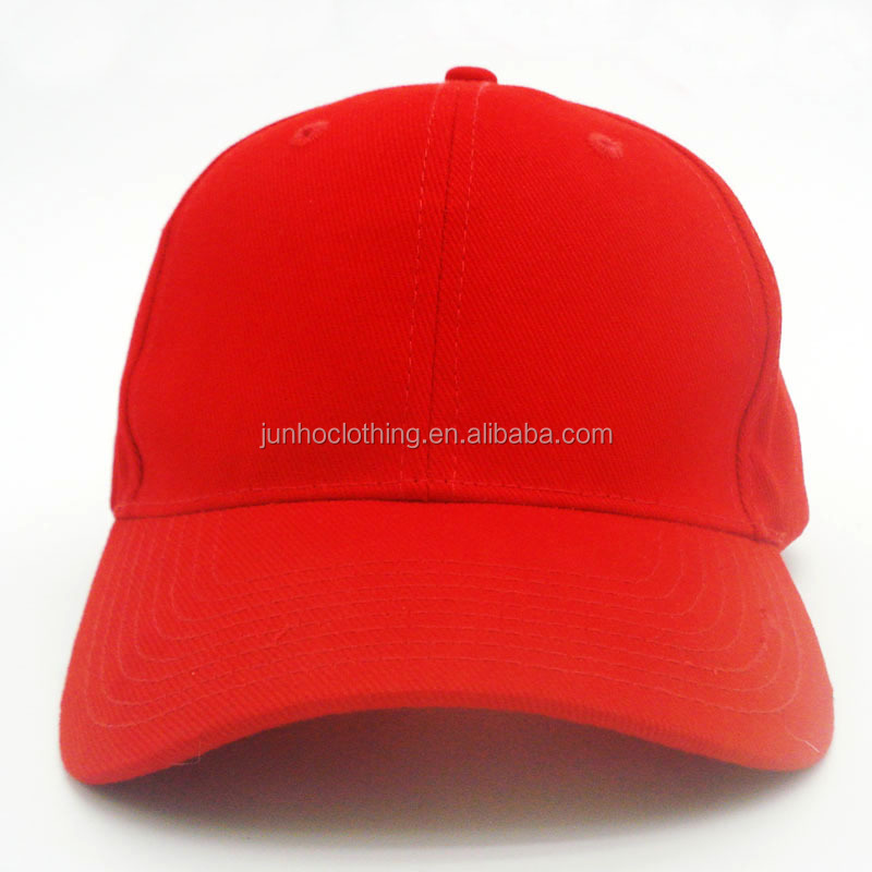 Men plain cotton snapback hats and caps custom guangzhou blank sports baseball caps hats men