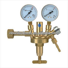 Zinser Z-70 Gas Pressure Full Brass Regulator (UW-1440)