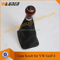 Peach Wood Gear Shift Knob for VW Golf MK4