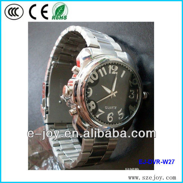 EJ-DVR-27 Multi function fashion digital watch camera,watch camera,camcorder drive watch dvr camera