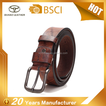 New Fashion Custom Wholesale Leather Western Belts For Man