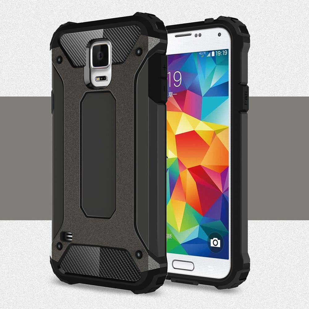 For Samsung Galaxy S5 Phone Case i9600 G900F G900A Silicone Cover For Samsung S5 Case Shockproof Slim Hard Tough Rubber Armor