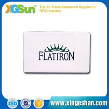 Top Sell Full Color Print Blank Rfid Smart Pvc Hotel Key Cards