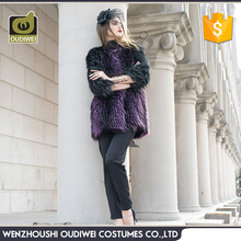Factory Supply different types fur coat low price for wholesale