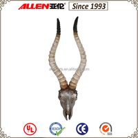 2016 Artificial resin animal skull and sheep skull craft for sale