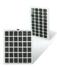 2015 new products high efficiency double glass series bipv solar panel 80w