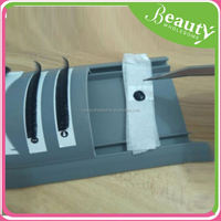 eyelash extensions tools for glue/glue holder jade stone ,SY060 glue holder ring for lash extension
