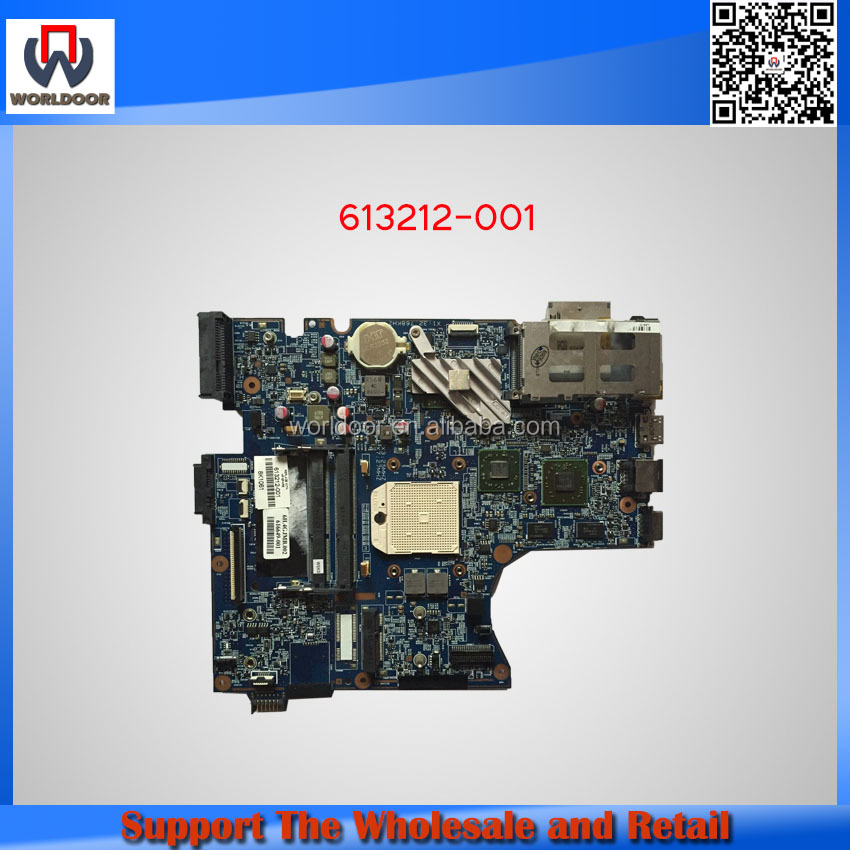 Available New laptop mainboard 613212-001 48.4GJ01.011 Suitable For HP Probook 4525S 4720S Notebook mainboard ATI VIDEO CHIP
