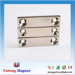 industrial lifting neodymium magnets/strong flexible magnet