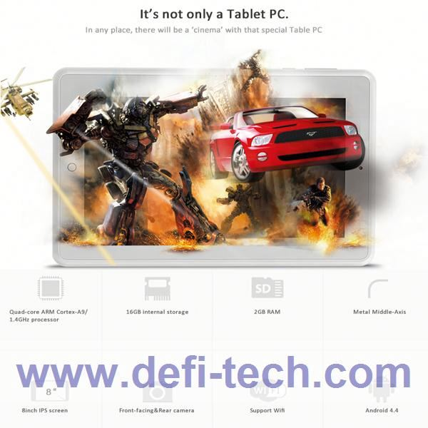 The most fashionable car tablet pc