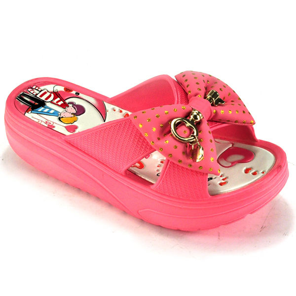 RMC Vivid EVA women beach shoe bow