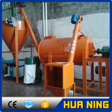 Hot Sale!!! simple small dry mortar powder mixing machine dry mortar production line
