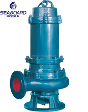 industrial pumps for pumping dirty water