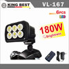 king best outdoor multifunction lamp super bright LED /professional for outdoor light / video light kit/Interview lights